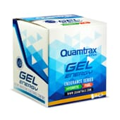 GEL ENERGY - QUAMTRAX NUTRITION - Energía inmediata
