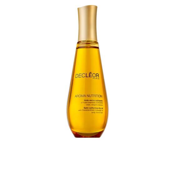 Aroma Nutrition Huile Sèche Satinante 100 ml de Decleor