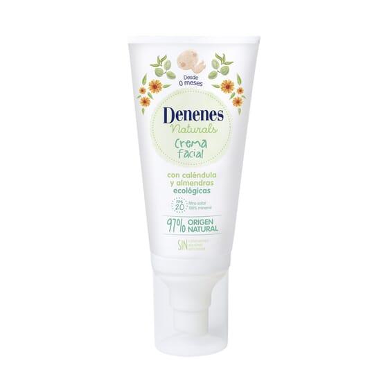 Denenes Naturals Crema Facial SPF20 50 ml de Denenes