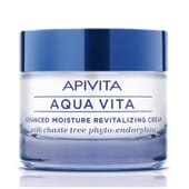 Apivita Aqua Vita Crema Hidratante Revitalizante Piel Normal-Seca
