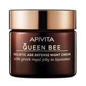 Apivita Queen Bee Crema Antienvejecimiento Holística de Noche