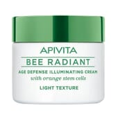 Apivita Bee Radiant Crema Iluminadora Antiedad con Textura Ligera