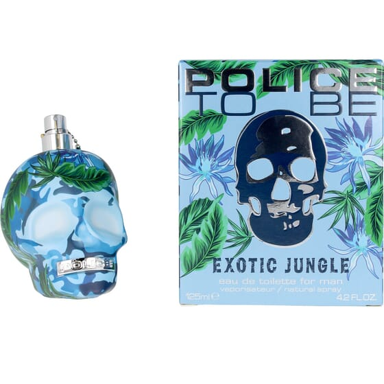 To Be Exotic Jungle Man EDT  125 ml de Police