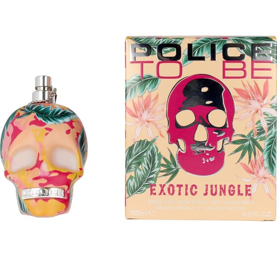 To Be Exotic Jungle Woman EDP  125 ml de Police