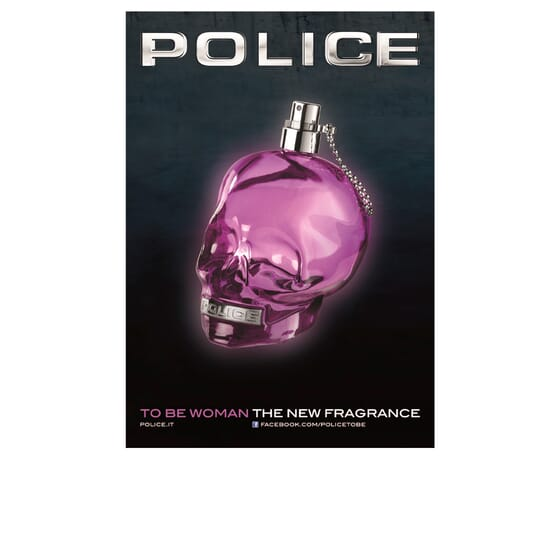 To Be Woman EDP  40 ml de Police