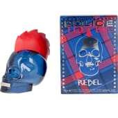 To Be Rebel EDT Vaporizador 75 ml de Police