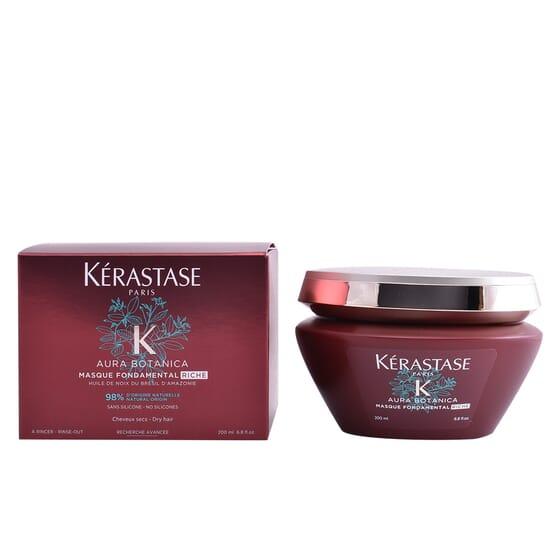 Aura Botanica Masque Fondamental Riche 200 ml de Kerastase