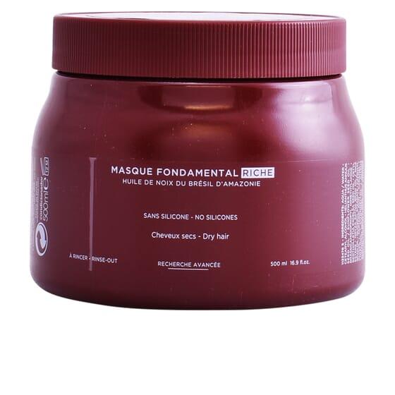 Aura Botanica Masque Fondamental Riche  500 ml de Kerastase