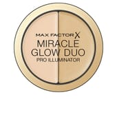 Miracle Glow Duo Pro Illuminator #10-Light 11g de Max Factor