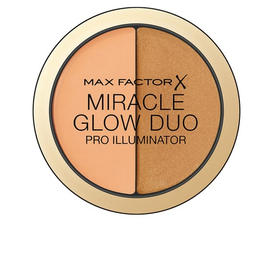 Miracle Glow Duo Pro Illuminator #30-Deep 11g de Max Factor