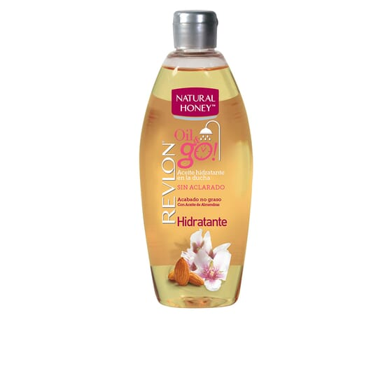 Hydratant Oil&Go Huile Corps 300 ml de Natural Honey