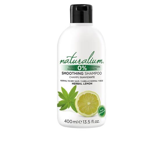 Herbal Lemon Smoothing Shampoo  400 ml de Naturalium