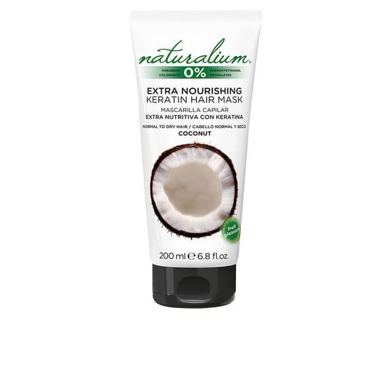 Coconut Hair Mask  200 ml de Naturalium