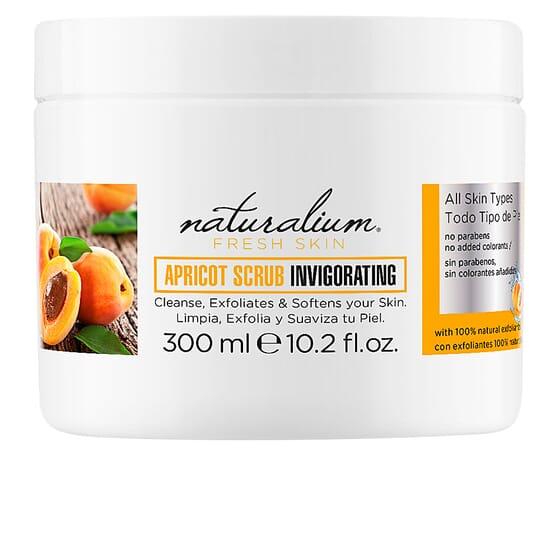 Apricot Scrub Invigorating  300 ml de Naturalium