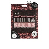 COFFE BEAN ANTIOXIDANT HYDROGEL MASK de Oh K!