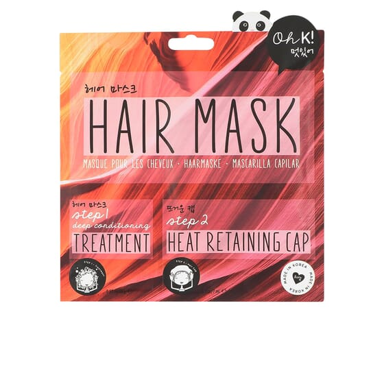 Hair Mask 2 Steps  da Oh K!