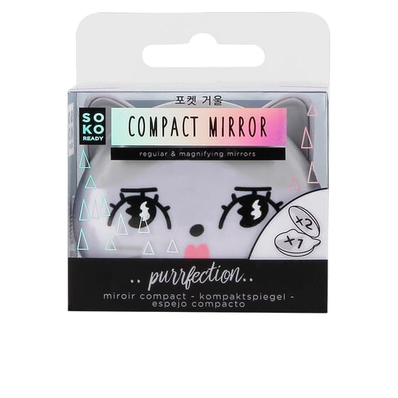 Compact Mirror Regular And Magnifying Mirrors  da Oh K!