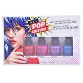 Nail Lacquer Pop Culture Giftset 4 x 3,75ml 4 x 3.75 ml de Opi