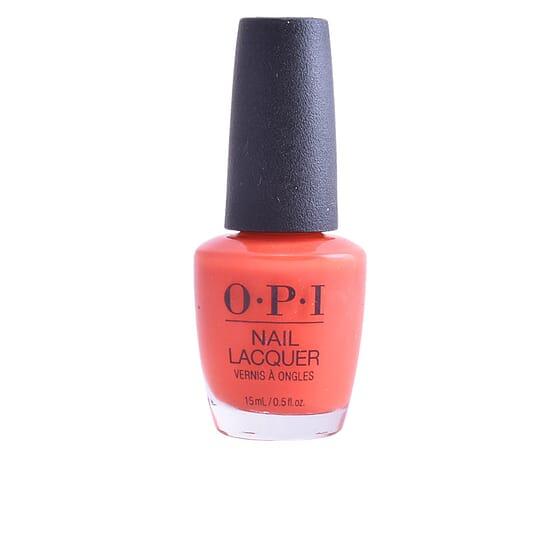 Nail Lacquer #A Red-Vival City 15ml de Opi