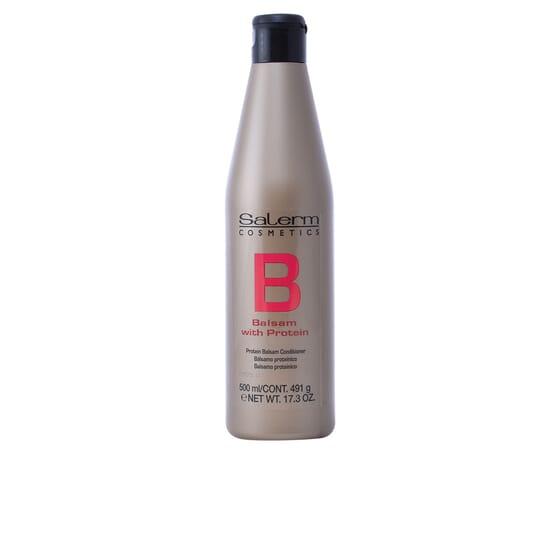 Balsam With Protein Conditioner 500 ml de Salerm