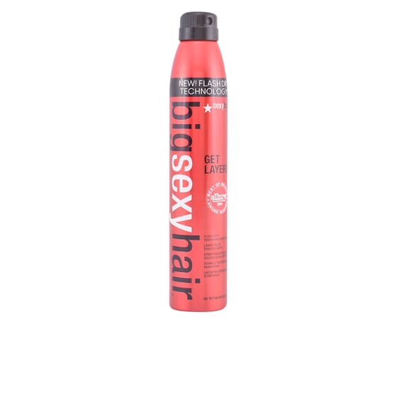Big Sexyhair Gel Layered Spray 275 ml de Sexy Hair