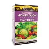 HONEY DIJON DRESSING - WALDEN FARMS - Salsa sin calorías