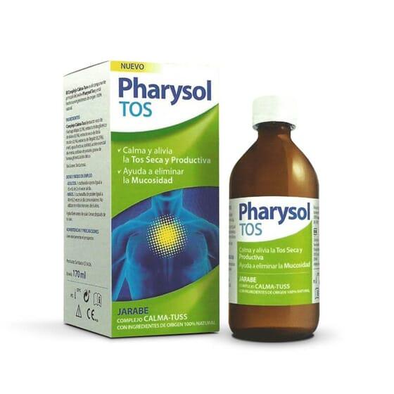 Pharysol Toux contribue à soulager et calmer la toux.