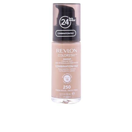 COLORSTAY FOUNDATION COMBINATION/OILY SKIN#250-FRESH BEIGE 30 ml de Revlon
