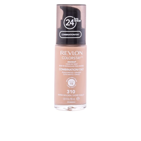 Colorstay Combination/Oily Skin #310-Warm Golden 30 ml de Revlon