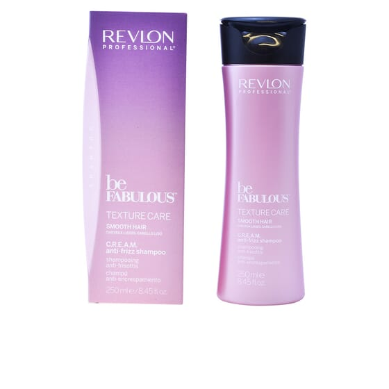 Be Fabulous Smooth Shampoo 250 ml de Revlon
