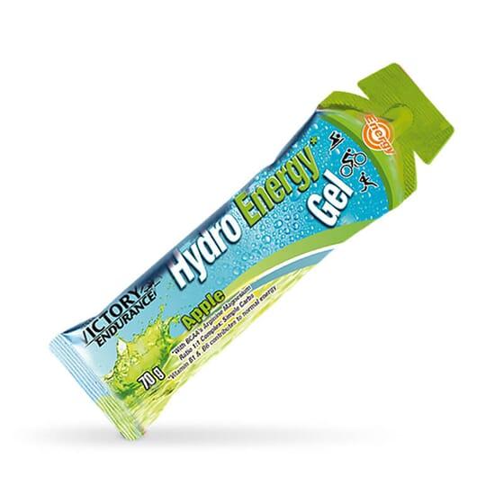 Hydro Energy Gel es una novedoso gel que ayuda aumentar el rendimiento deportivo.