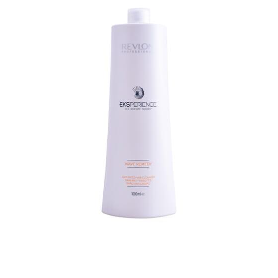 Eksperience Wave Remedy Hair Cleanser 1000 ml de Revlon