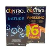 Control Nature 24 Un + Control Finissimo 6 Ud da Control