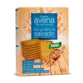 As bolachas de aveia de Santiveri apenas têm 47 kcal por unidade.