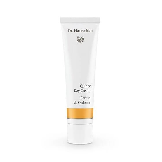 Crème de Jour au Coing protège et hydrate la peau.
