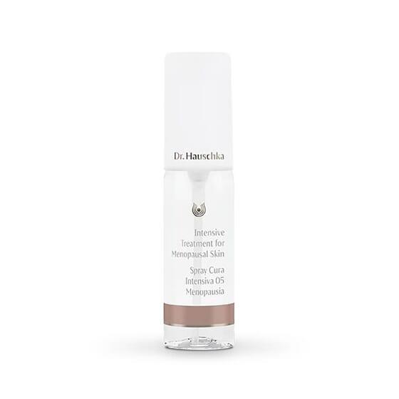 Cure Intensive Rééquilibrante est un soin intensif pour la peau pendant la ménopause.