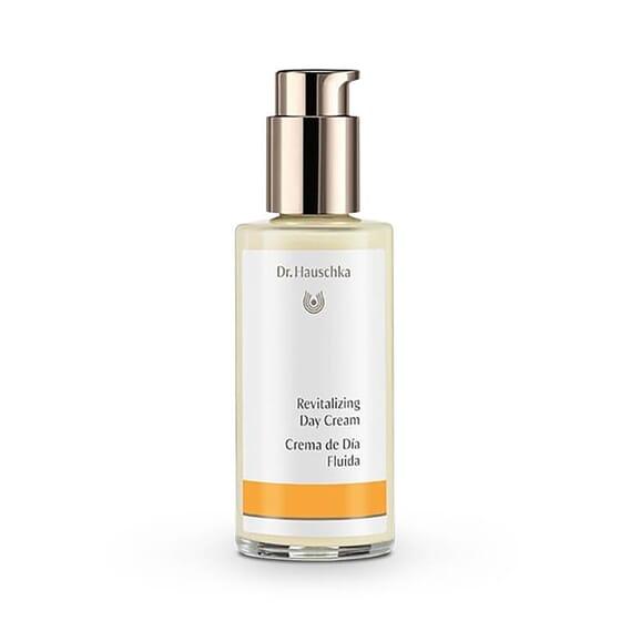 Crème de Jour Fluide protège la peau sèche et déshydratée.