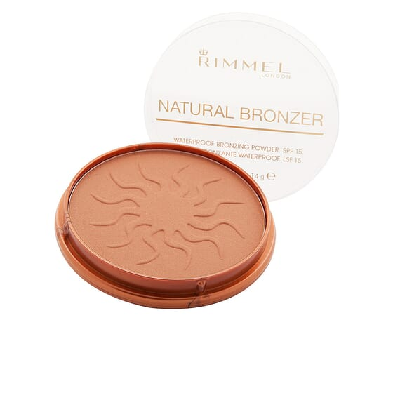 Natural Bronzer SPF15 #027-Sun Dance 14g de Rimmel London