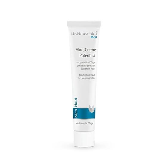 Crema Rescue de Pontentilla es un tratamiento de choque para la piel enrojecida, irritada y con