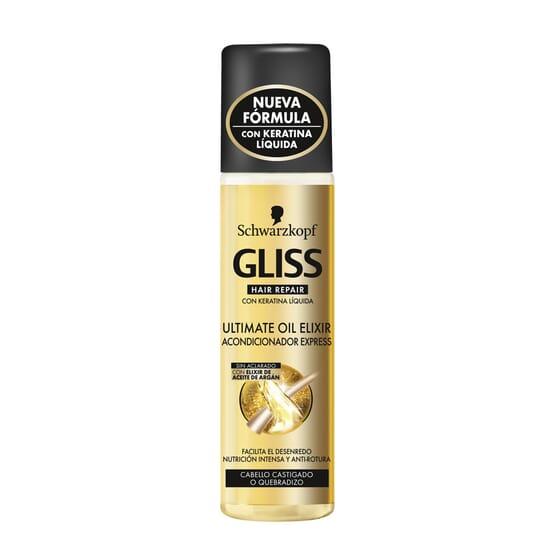 Gliss Ultimate Oil Elixir Acondicionador Express 200 ml de Schwarzkopf