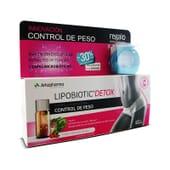 LIPOBIOTIC DETOX DUPLO - Arkopharma - Quemagrasas y detox