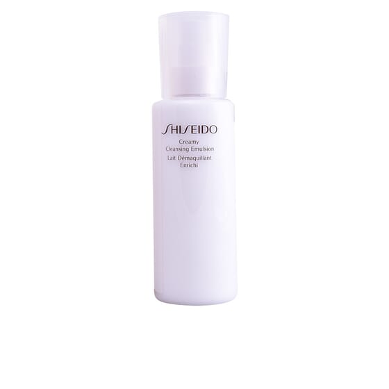The Essentials Creamy Cleansing Émulsion  200 ml de Shiseido