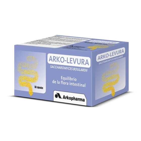 Arko-Levure contribue à maintenir saine la flore intestinale.