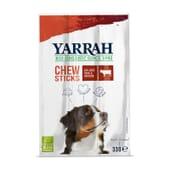 Barras Mastigáveis para Cães Vaca e Algas Bio 3 Un de 11g da Yarrah