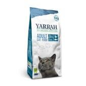 Ração de Peixe para Gatos Bio 10kg da Yarrah