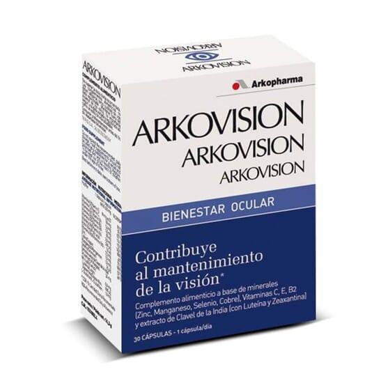 Arkovision prend soin de vos yeux.
