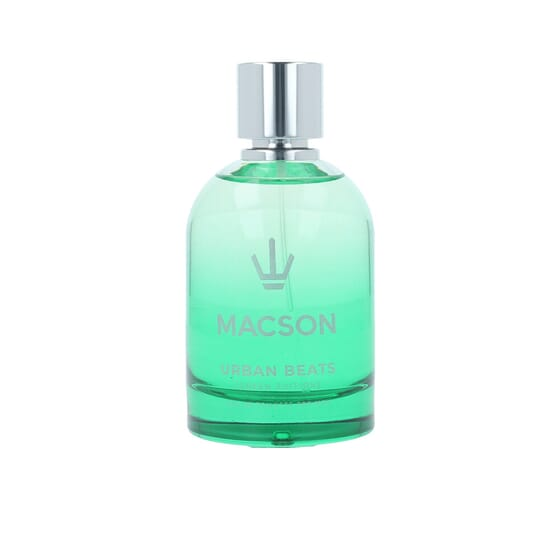Urban Beats Green Edition EDT Vaporizador 100 ml de Macson