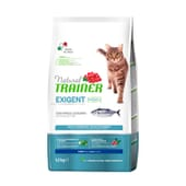 Natural Gato Adulto Exigente Peixe 1,5 Kg da Trainer