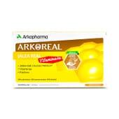 Arkoreal Gelée Royale Vitaminée énergie et vitalité au quotidien.