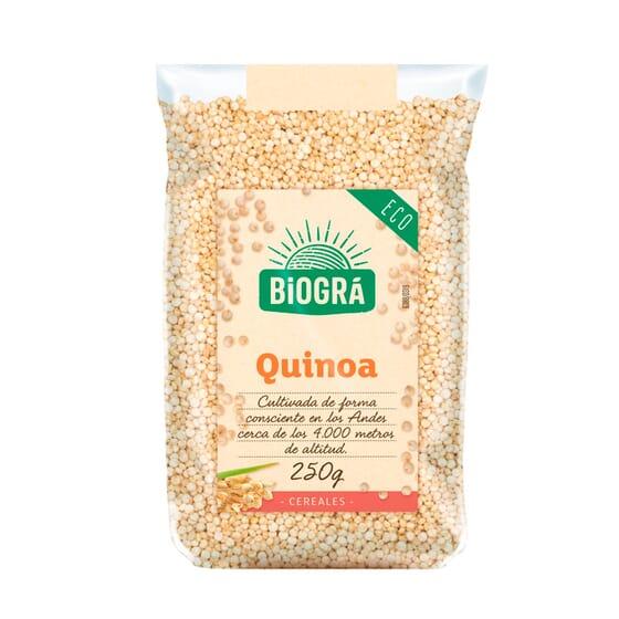 Quinoa Real En Grano 250g de Biogra